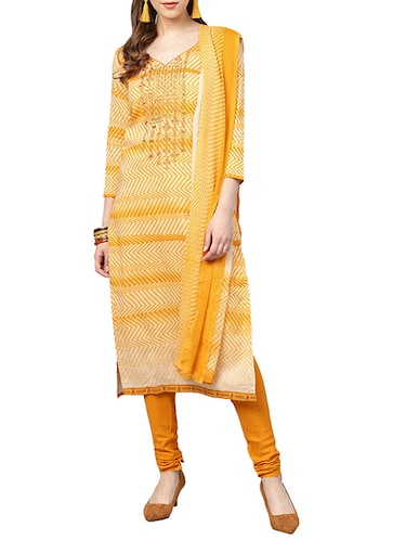 fdfcc0b88d4 New Arrivals in Suits   Dress material for Women - Buy Latest Designer  Suits   Dress material Online in India