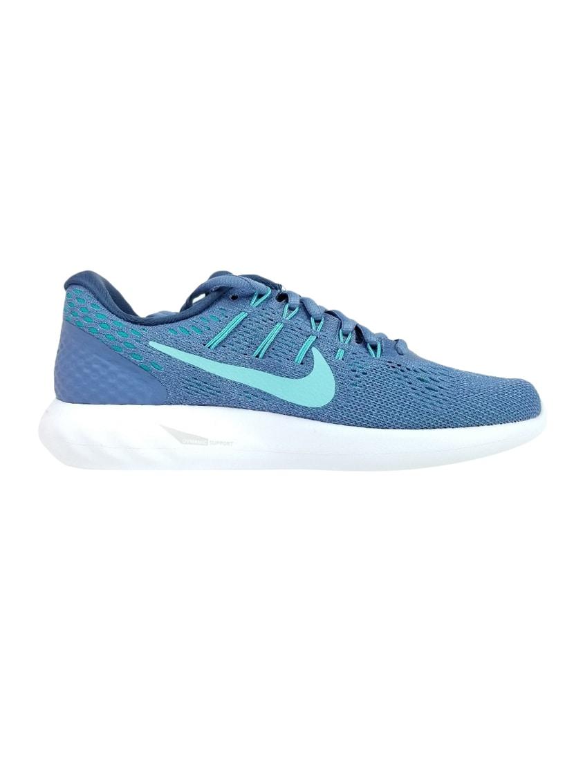 buy popular 428ce 9cf78 Nike Lunarglide 8 Blue Running Shoes