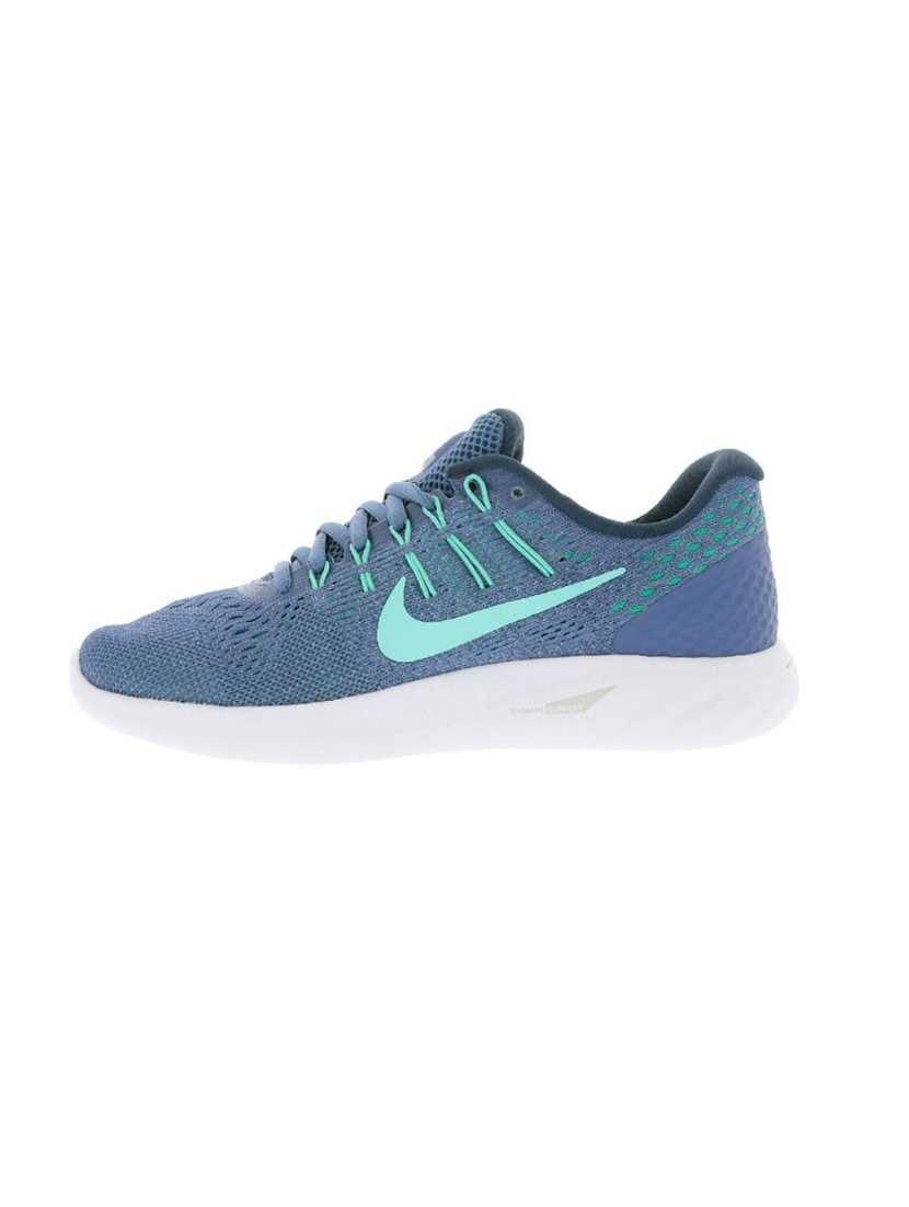 buy popular 30f24 67d99 Nike Lunarglide 8 Blue Running Shoes