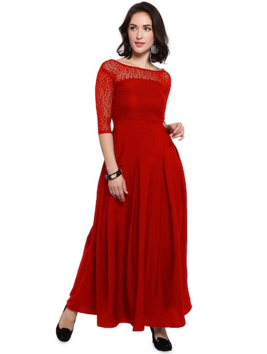 782780ae51 Red Dress- Buy Red Dresses for Women