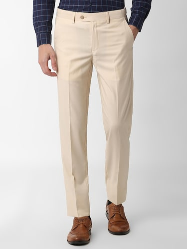 76a35f9b7ae Formal Trousers - Upto 65% Off