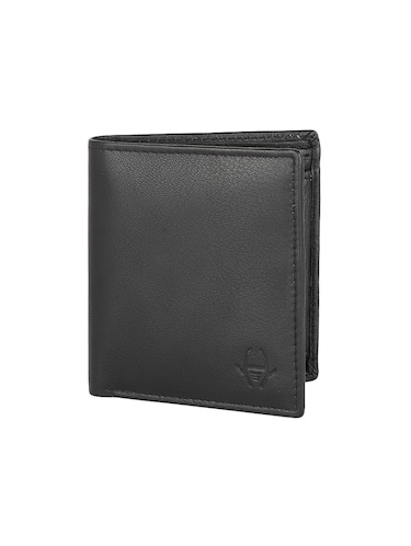 black leather wallet - 16293638 - Standard Image - 1