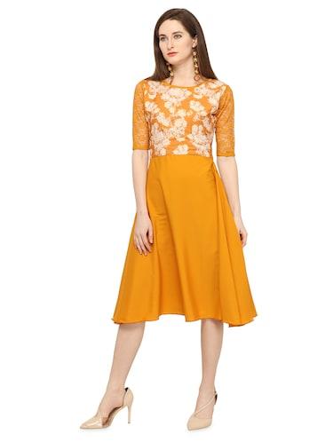8639e97e Knee Length Dresses
