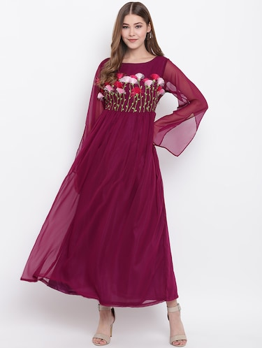 0720c149a5ef7 Dresses for Ladies - Buy Gown, Long, Maxi & Formal Dresses at Limeroad