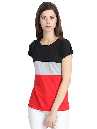 d917a94b287 T Shirts for Women - Upto 70% Off | Buy Womens Designer Printed T ...