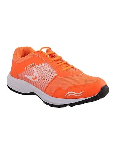 huge discount a1c83 fc807 Buy sega running shoes orange in India @ Limeroad