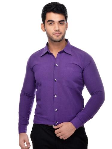 faf0eca1668 Formal Shirts For Men - Upto 65% Off | Buy White & Black Formal ...