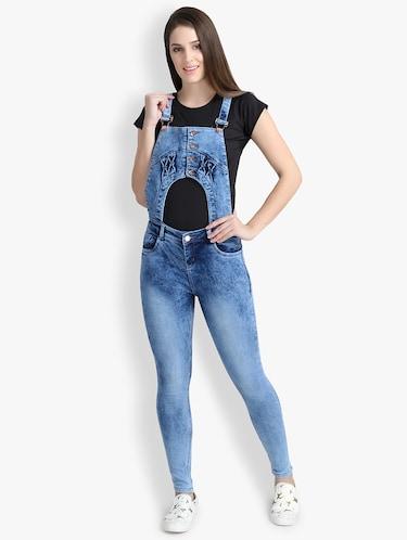 69a3d46770 Jumpsuits For Women - Buy Romper, Short & Denim Jumpsuits at Limeroad
