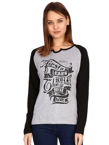 T Shirts for Women - Upto 70% Off | Buy Womens Designer