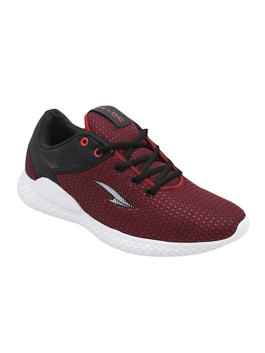 newest 89d89 ae6de Buy sega running shoes red in India @ Limeroad