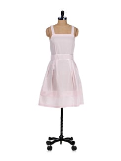 Soft Pink Cotton Candy Dress - Lee Fragrance