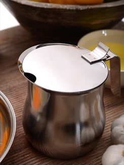 Coffee Pot In Stainless Steel - I-PAC - ITALY