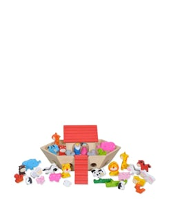 Multicoloured Noah's Ark Playset - Vividha