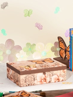 Butterfly Box - TREASURE  HUNT
