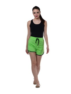 Neon Green Boxer Shorts - GRITSTONES
