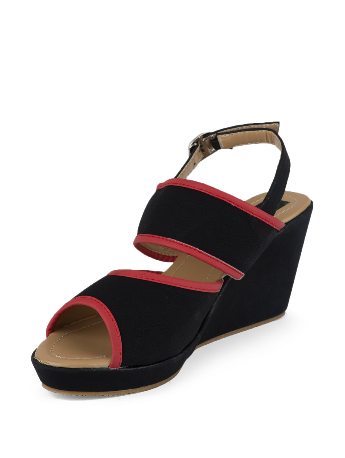 comfortable online Nell Maroon Wedges Heels recommend sale online discounts cheap discount authentic z4wAh9JUE