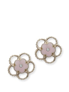 Floral Earring - Blend Fashion Accessories