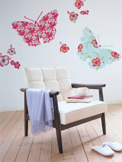 Butterflies Wall Sticker - Home Decor Line