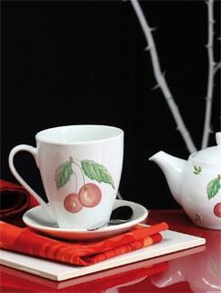 Cherries Sticker - Home Decor Line