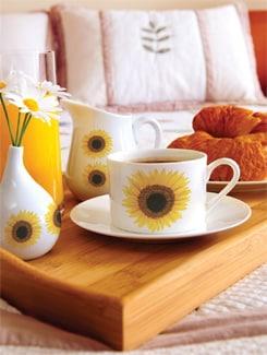Sunflower Stickers - Home Decor Line