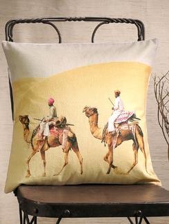 Desert Safari Print Cushion Cover - Veva's