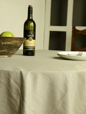 Classic Cotton Table Cover - HOUSE THIS