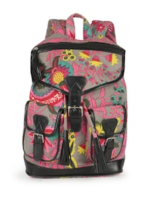 Feminine Floral Backpack - SUNNY ACCESSORY