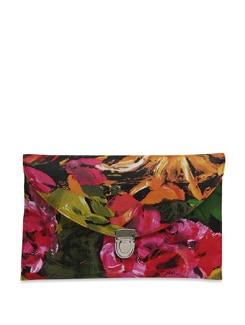 Multicolored Floral Sling Bag - Lino Perros