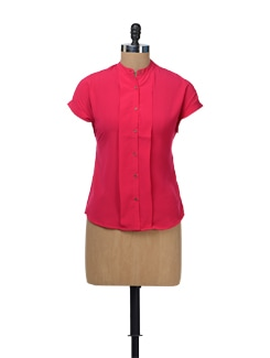 Flapped Coral Shirt - NUN