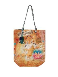 Traditional Tara Print Tote Bag - The House Of Tara