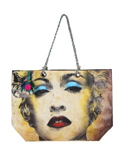 Chic Madonna Tote Bag - The House Of Tara