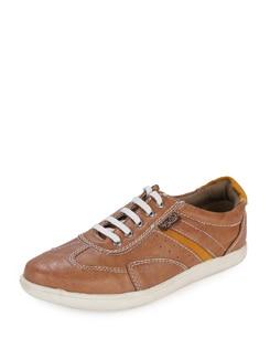 Classic Brown Sneakers - La Briza