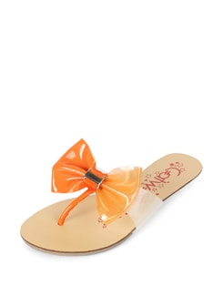 Orange Bow Flats - CATWALK