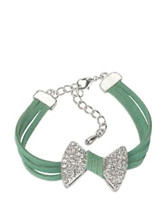 Green Bands Bracelet - YOUSHINE