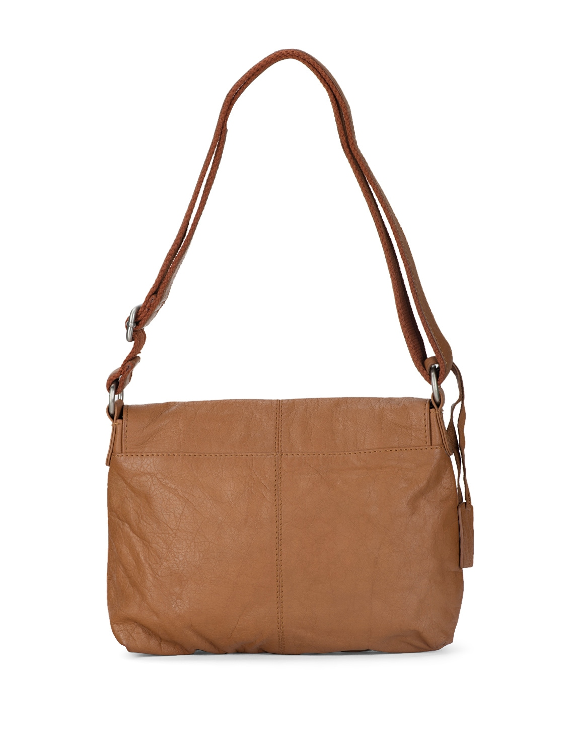 8e1eaf5842a1 Buy Tasteful Tan Bag by Ivory Tag - Online shopping for Sling Bags in India