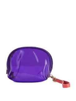 Purple Jelly Make-Up Pouch - Toniq