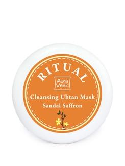 Auravedic Ritual - Cleansing Ubtan Mask - Auravedic