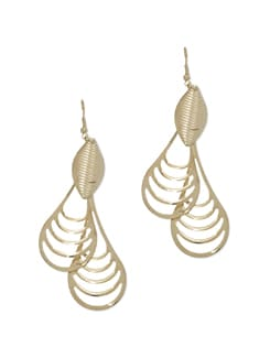 Snake Charmer Drop Earrings - Miss Chase