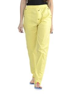 Bright Yellow Pants - Delhi Seven