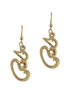 Abstract Cat Earrings - Blend Fashion Accessories