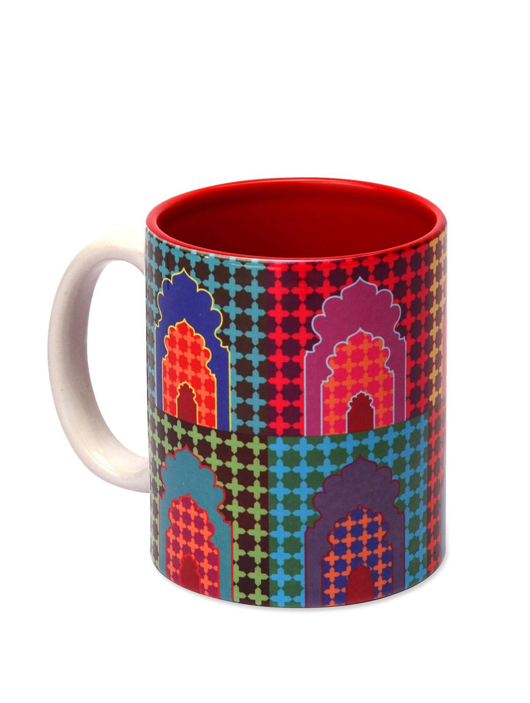 Ceramic Mug Mehrab - The Elephant Company