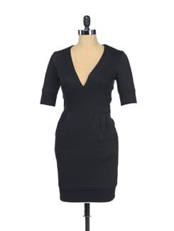 Black Fleece Tunic - Femella