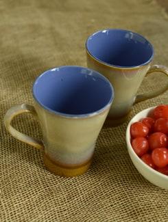 Studio Beuno Milk Mugs - Set Of 2 - Cultural Concepts