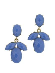 Chic Blue Earrings - Toniq