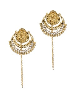 Stunning Chandbali Earrings - THE PARI
