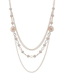 Trinity Of Tranquility Necklace - YOUSHINE