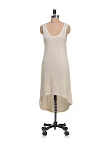 Breezy Beige Dress - I AM FOR YOU