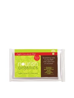 Apple Cinnamon Bar - Nourish Organics