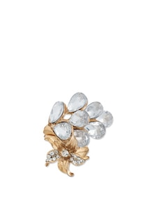 Studded Adjustable Ring - Karrat 22