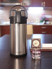Silver Stainless Steel Bottle - Freelance 51944